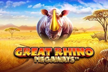Slot Great Rhino Megaways