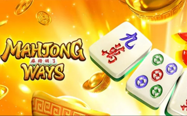 Game Slot Mahjong Ways