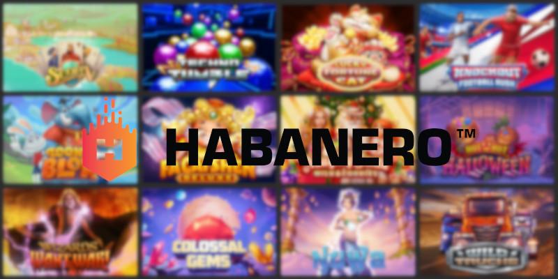 Game Slot Habanero Tergacor