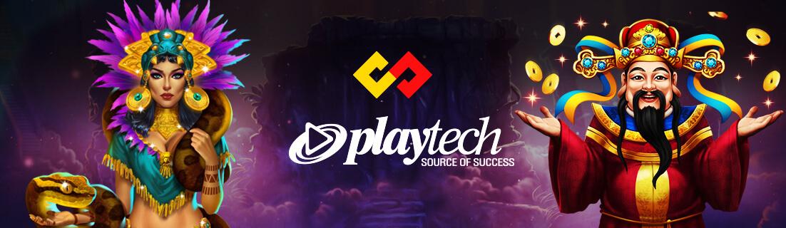 Situs Provider Slot Playtech