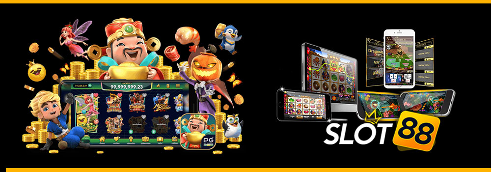 Provider Game Slot88