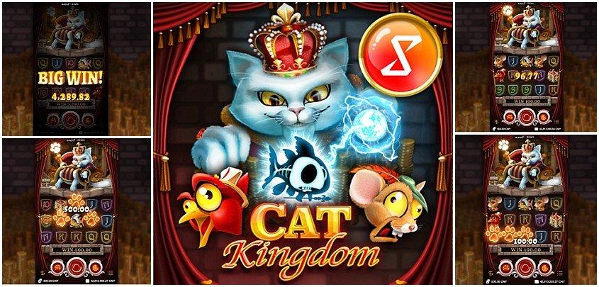 Slot Online Cat Kingdom