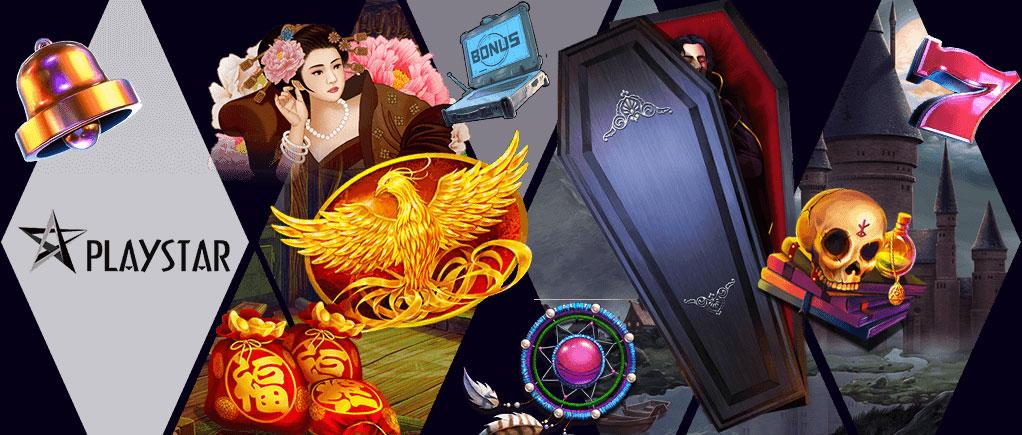 Agen Slot Online Playstar