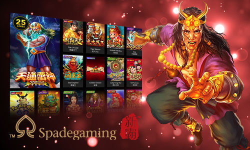 Slot Online Spade Gaming