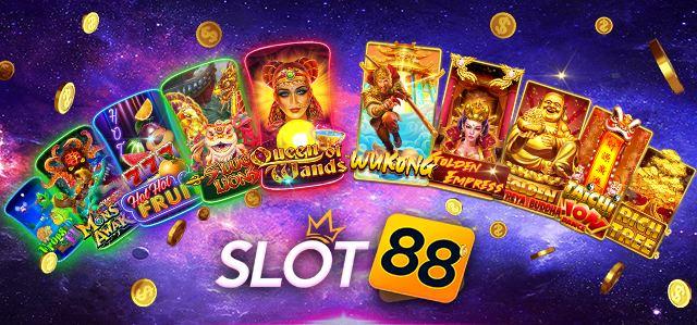 Agen Slot Online Slot88
