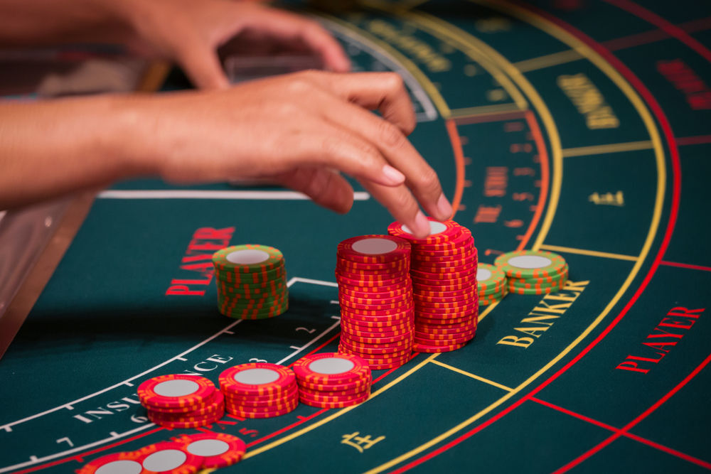 Game Casino Baccarat