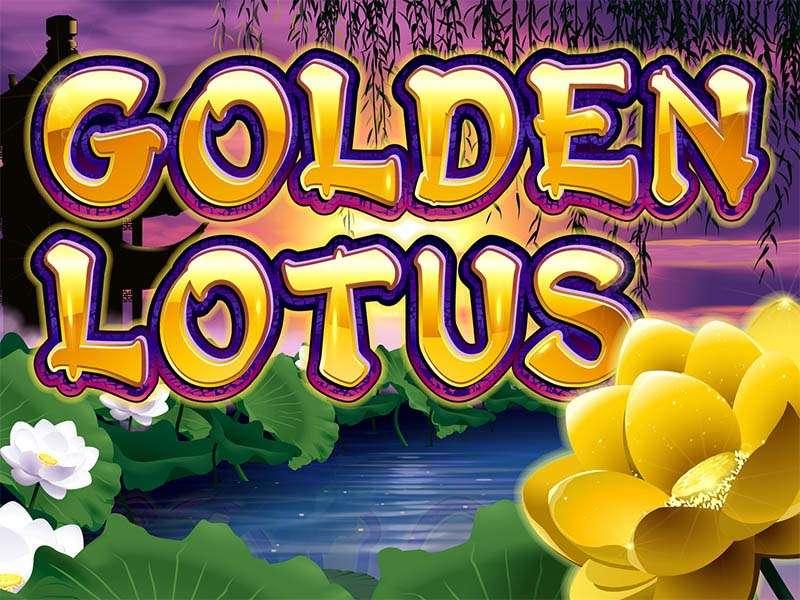 Game Slot Golden Lotus