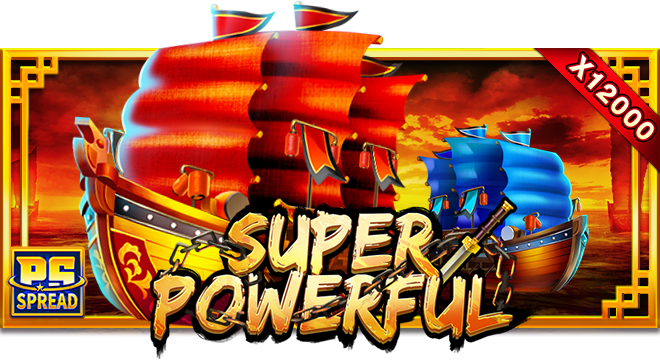 Game Slot Super Powerful