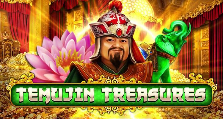 Game Slot Temujin Treasure